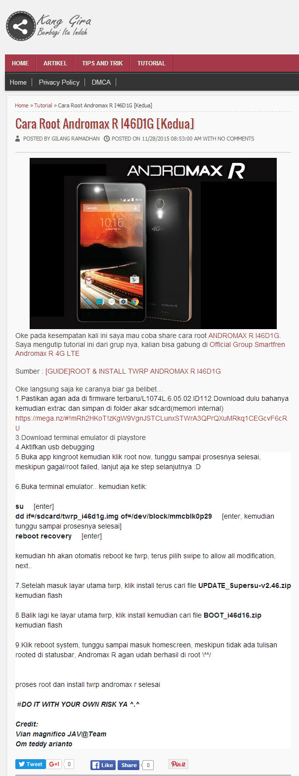 Image Result For Tips Oprek Android