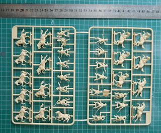 figuras militares de italeri