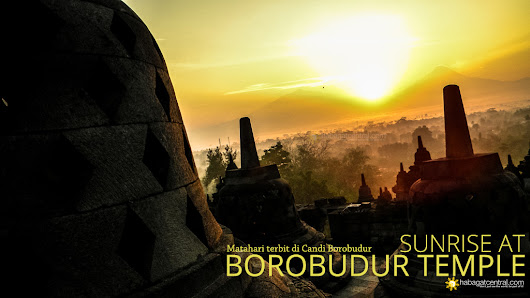 A New Day has Come in Borobudur