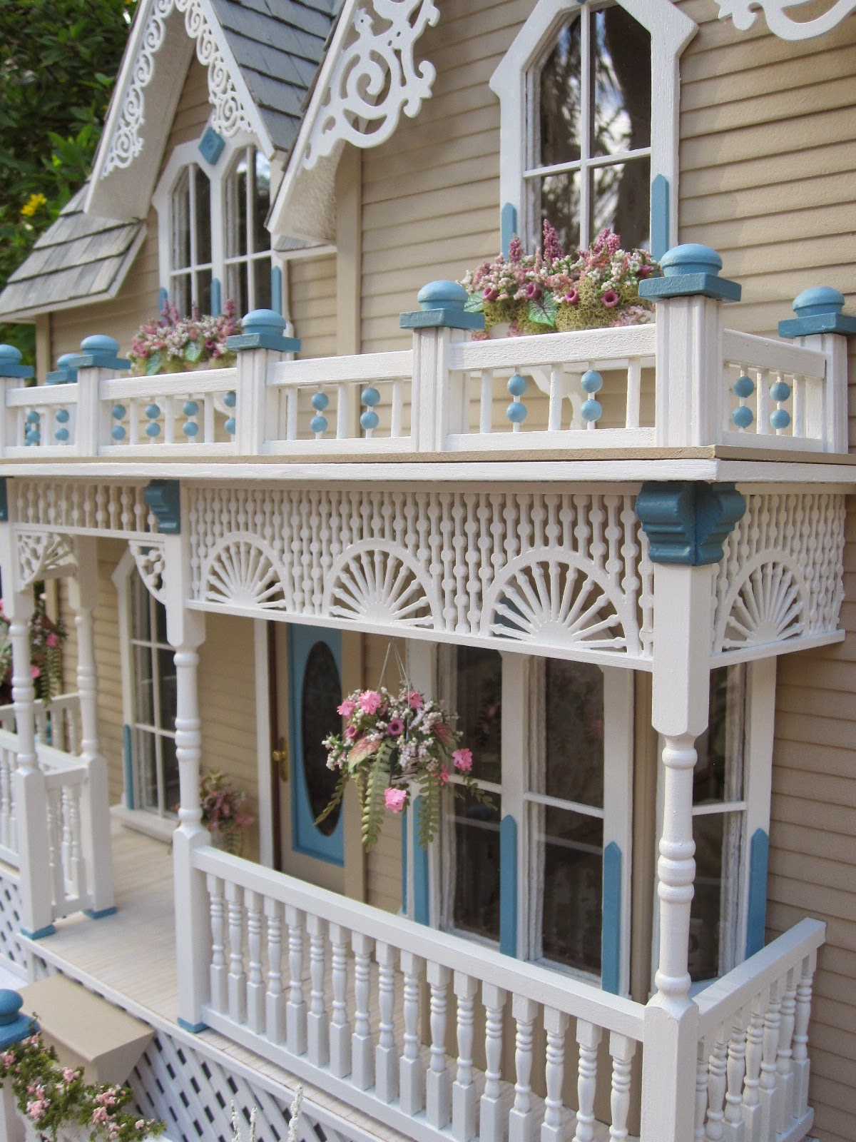 Dollhouses By Robin Carey Quot The Darling House Quot Victorian