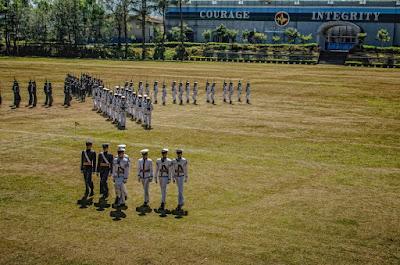 PMA Parade Drills