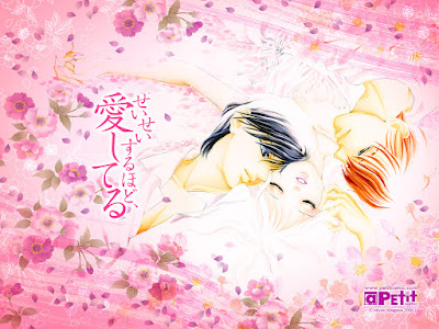 Miyuki Kitagawa - Seisei Suruhodo, Aishiteru (Petit Comic 2008)