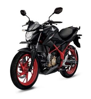Honda CB150R StreetFire Special Edition Raptor Black