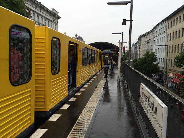 m street car berlin