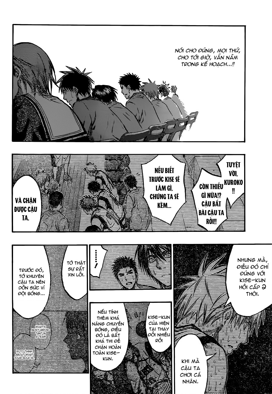 Kuroko No Basket chap 202 trang 5