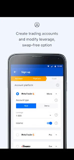 octafx trading android app download