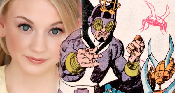 Emily Kinney villana de The Flash