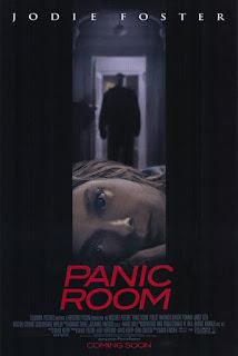panic room 2001 poster