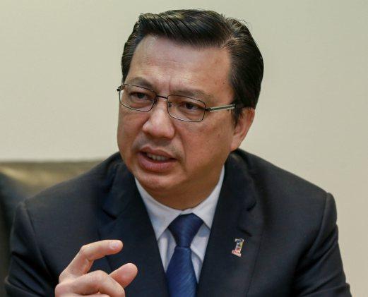 1 November Kadar Baru Kutipan Caj Kenderaan Asing #MCA