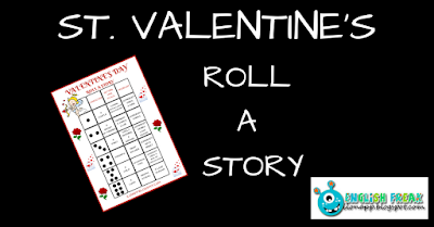 St. Valentine's Day Roll A Story