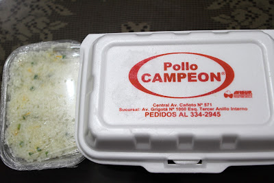 Pollo Campeon (Chicken Champion) - Santa Cruz, Bolivia