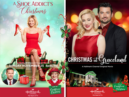 A Shoe Addicts Christmas.Candace Cameron Bure Christmas Seasonal Sites