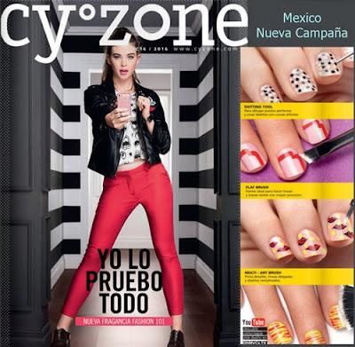 cyzone campaña 16 2016 online