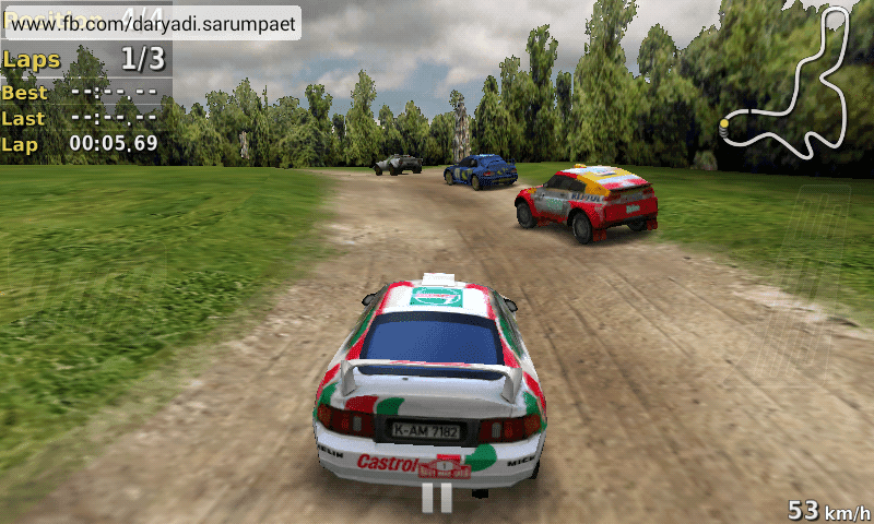 download pocket rally lite for android Games Android