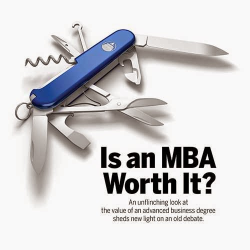VIDEO Is an MBA Worth It? - Simon Business Magazine