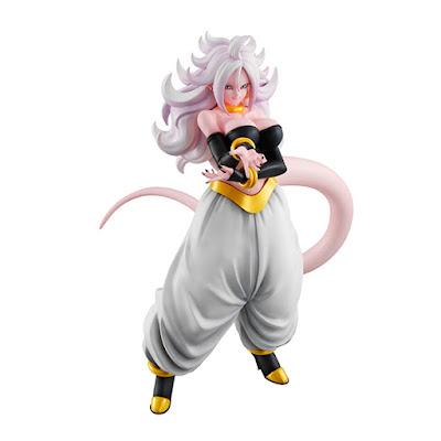 Dragon Ball GALS Android 21 - Megahouse