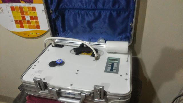 mesin generator ozon dari jerman, eropa