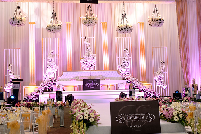 Malaysia Wedding Festival (MEFA) Edisi Ke-16 Pada Mei 2017 di SACC