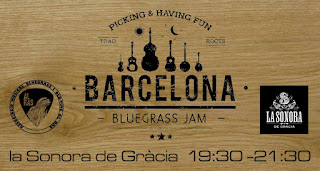Barcelona Bluegrass Session