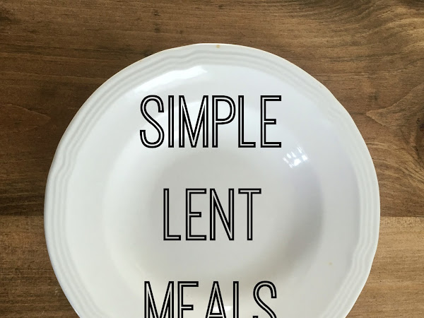 Simple Lent Meals