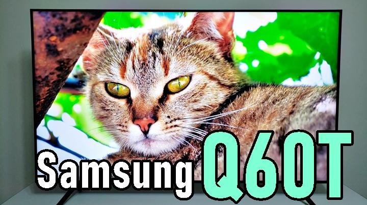Televisor Samsung Q60T review especificaciones técnicas completas