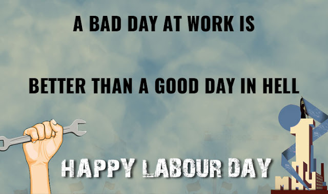 Labour day quotes in english