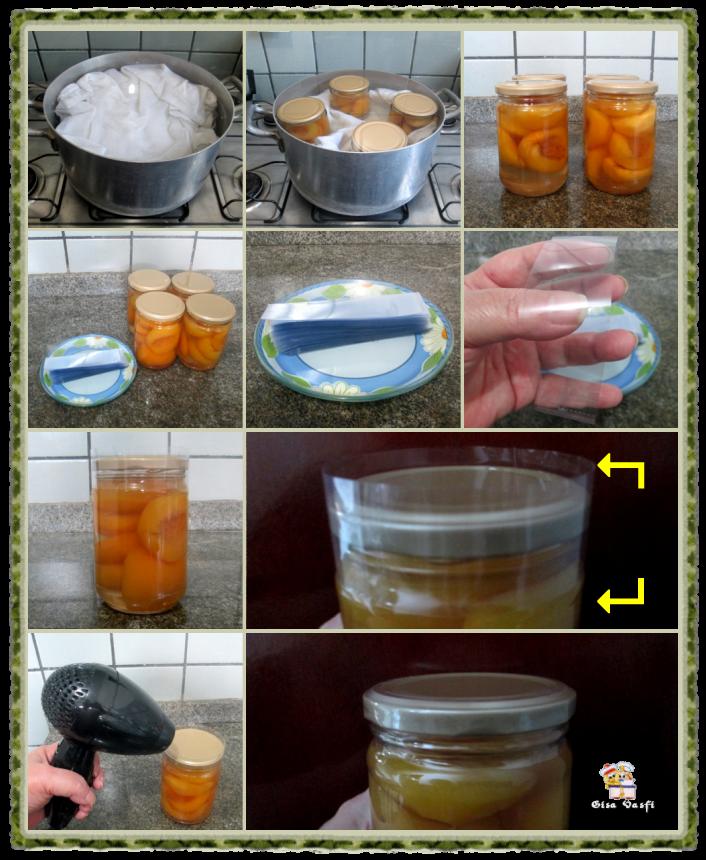 Compota de pêssego 4