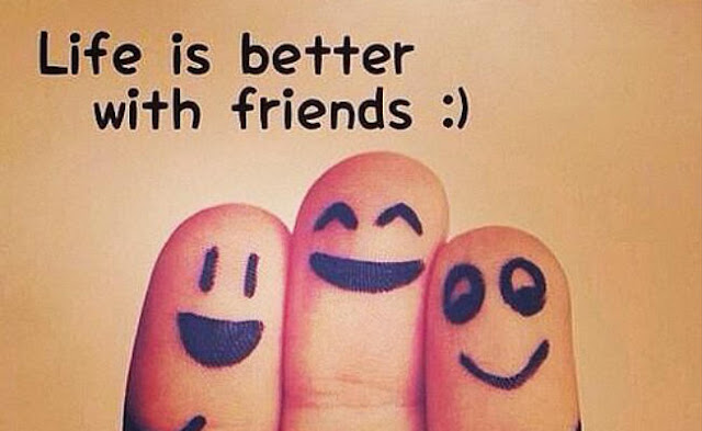 Friends For Life DP For Whatsapp