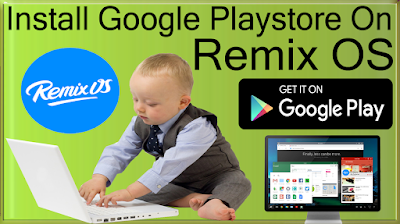 How To Install Google Play Store On Phoenix OS - How To Root Phoenix OS