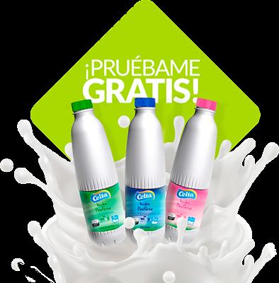 prueba gratis leche de pastoreo Celta