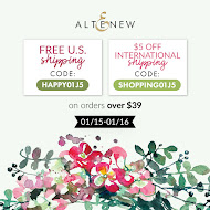 Shop Altenew (Jan 15th-16th Only)