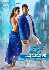 DJ (Duvvada Jagannadham) (2019) Hindi Dubbed Full Movie HDRip 720p