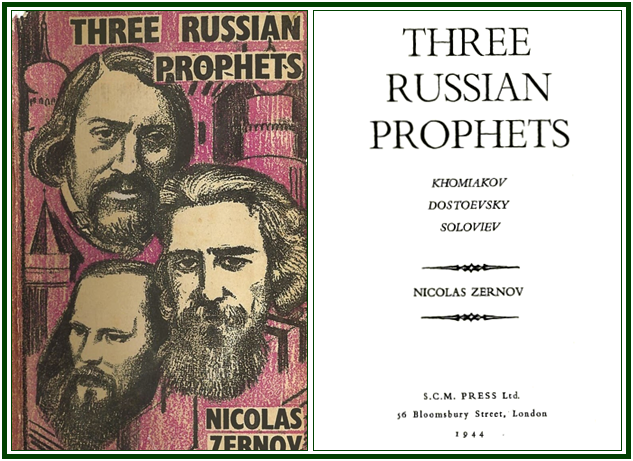 Three Russian Prophets