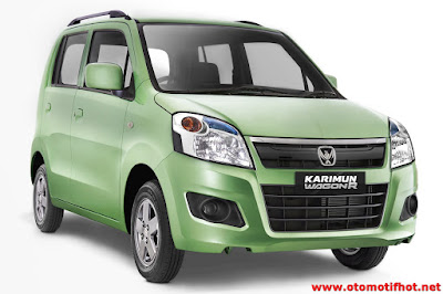 Spesifikasi Karimun Wagon R, LCGC Kualitas Super