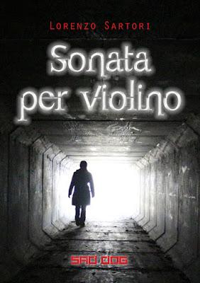 La copertina di Sonata Per Violino