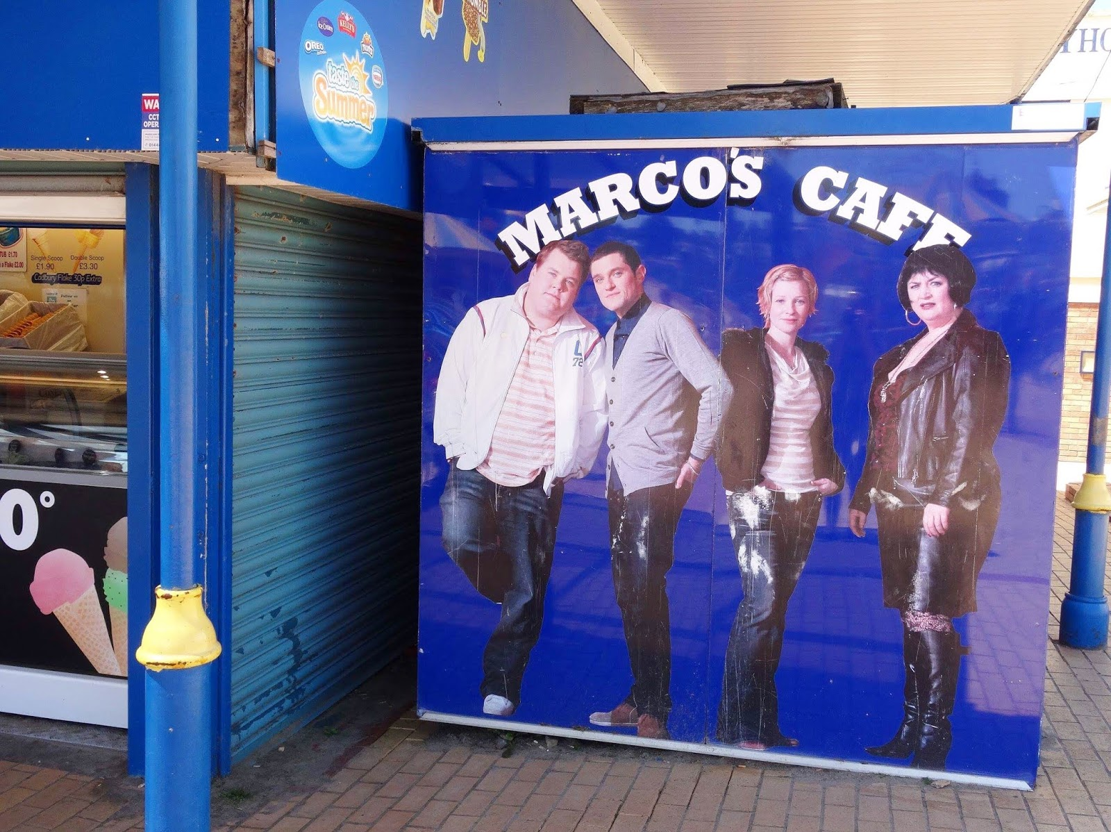 Marcos Cafe Barry Island