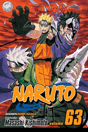 Naruto Tomo 63