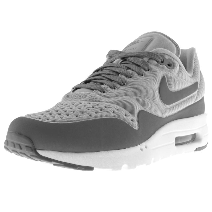 "New Kicks: Nike Air Max 1 Ultra SE Trainer in ""Wolf Grey"""