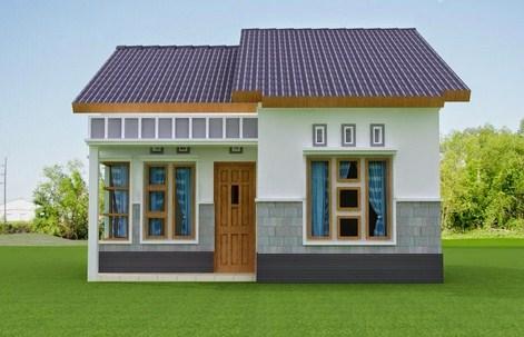Desain Rumah Sederhana Minimalis Gratis Murah Tapi Elegan ...