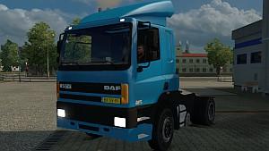 DAF CF 85 truck mod by Trucker94