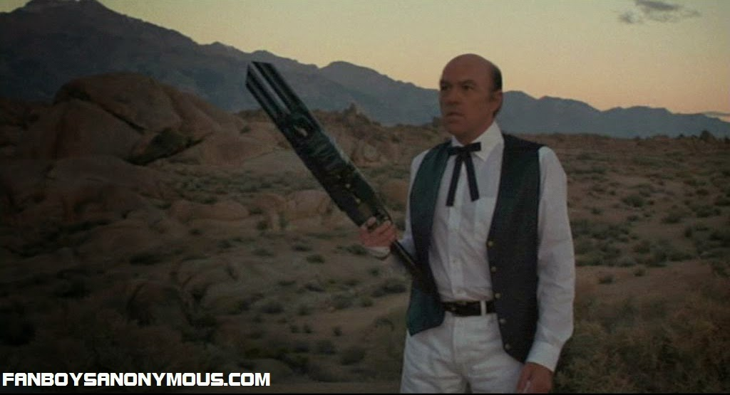 Reggie Bannister, pictured in Phantasm: Oblivion, returns to battle the Tall Man in Phantasm 5: Ravager