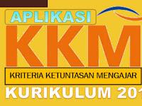 Unduh Aplikasi KKM Kelas 1 s/d 6 Kurikulum 2013 Revisi Tahun 2017