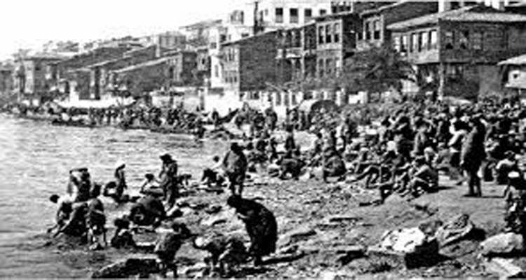 Hμέρα εθνικής μνήμης της γενοκτονίας των Ελλήνων της Μ. Ασίας, Κυριακή 16 Σεπτεμβρίου 2018, στον Πολύγυρο