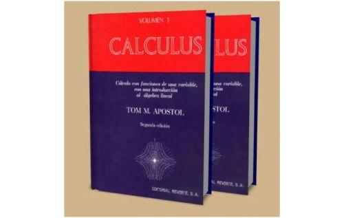 Cálculo - Vol 1 y 2 - Tom Apostol