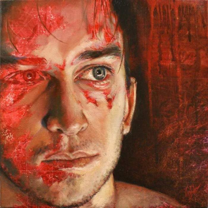 Испанская художница. Carmen Giraldez