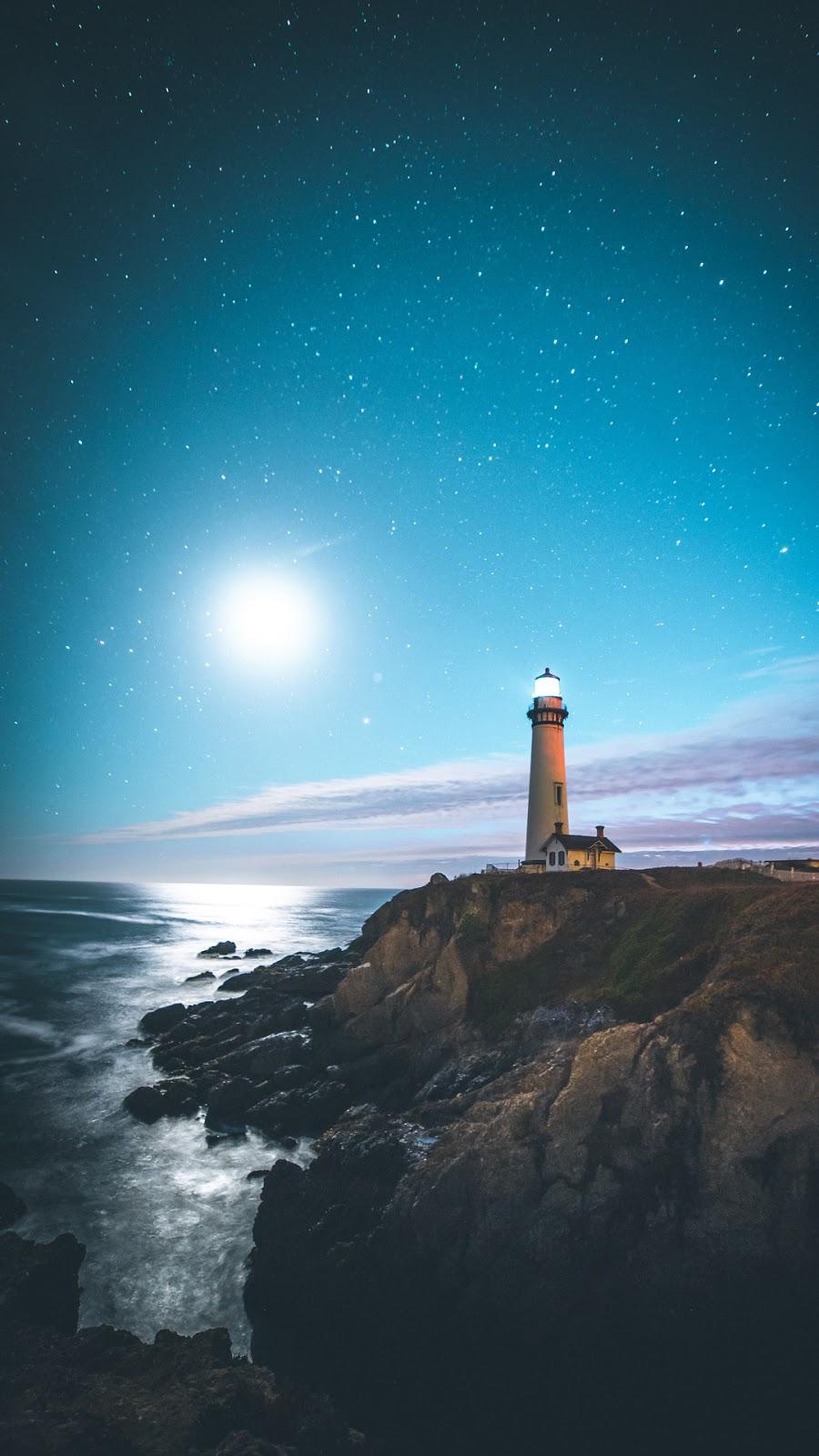 Amazing starry night