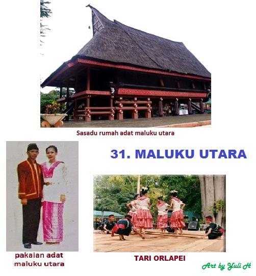 71 Download Gambar Rumah Adat Maluku Utara HD Terbaru