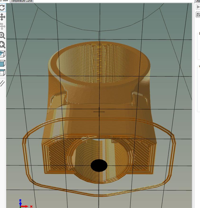 3D Printing Iris+ Drone arms   DalyBulge