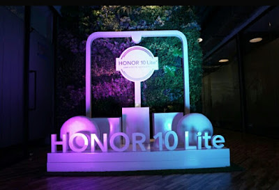Launching Honor 10 lite