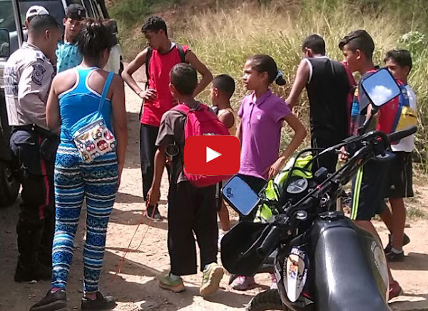 Rescatados 18 niños secuestrados y amarrados en Montalbán